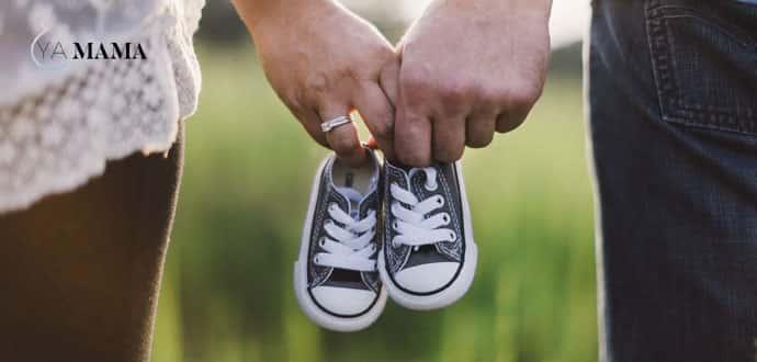 Пара в ожидании малыша
