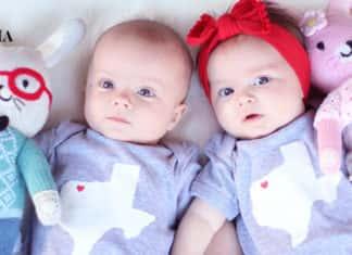 Двойнята: мальчик и девочка