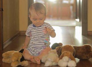 Новорожденный: 10 месяцев и 3 недели