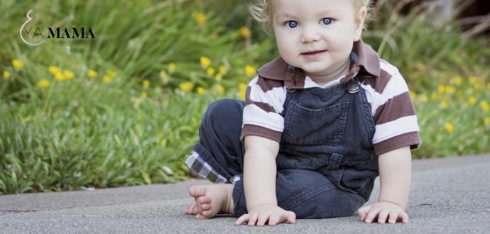 Новорожденный: 11 месяцев и 3 недели