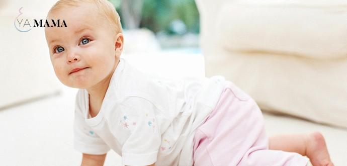 Новорожденный: 5 месяцев 3 недели