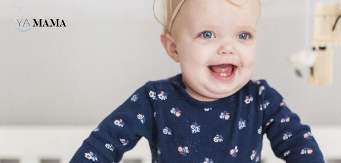 Новорожденный: 8 месяцев и 3 недели