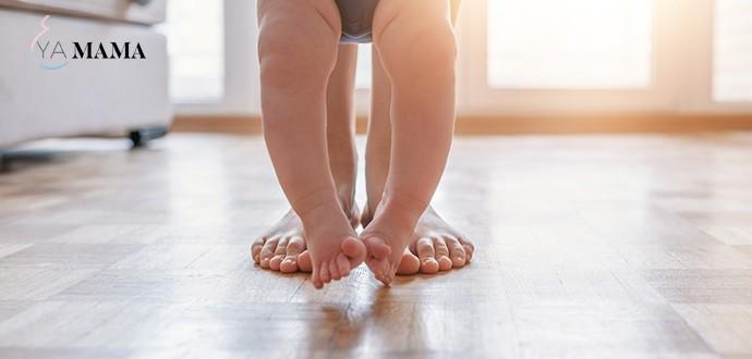 О-образные ноги у ребенка