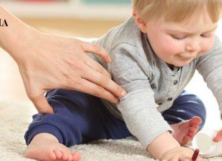 Ребенок нашел медикаменты на полу