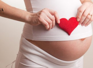 ребенок на 32 неделе беременности